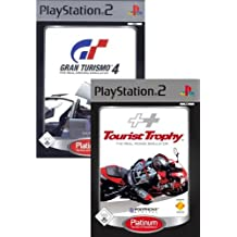 Gran Turismo 4 / Tourist Trophy (Platinum Double Pack) - [PlayStation 2]