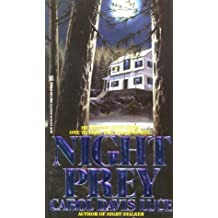 Night Prey by Carol Davis Luce (1992-02-01)