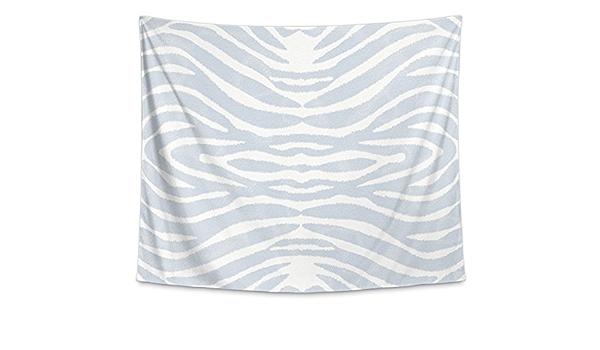 MGTAVC2119WT16 Size: 51x60 - Grey//Ivory KAVKA Designs Safari Tapestry, - ESCAPE Collection