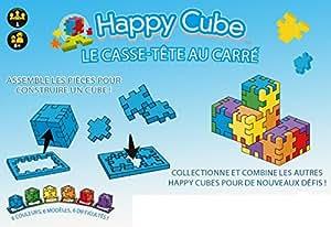 iello - Casse-Tête Happy Cube : Violet Extrémement Difficile