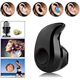 Elevea Mini Bluetooth Earphone With Mic 3D Stereo Music Intelligent Handsfree Call For Smartphone