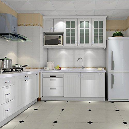 Hot Mueble de Cocina de Primera Calidad Engomada