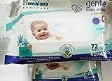 Himalaya Gentle Baby wipes (72 Pieces)