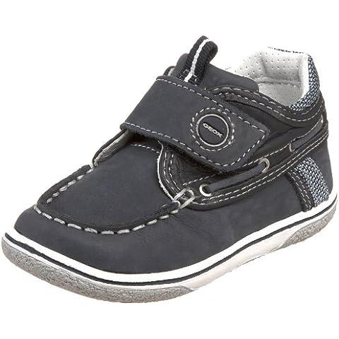 Geox Textil Baby Summer Flick Boy B1137H 03285 C6006 - Zapatos para bebé de cuero para niño