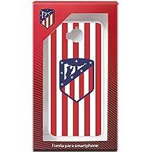 Carcasa Funda Huawei Y5 (2017) / Y6 (2017) Licencia Fútbol Atlético Madrid