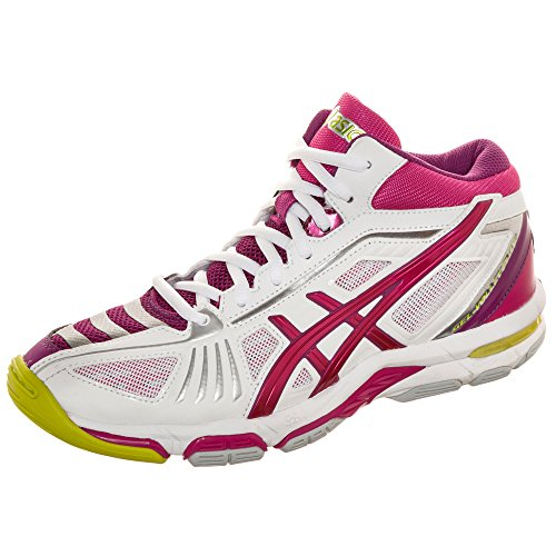 Asics GEL-Volley Elite 2 Mid women WEISS B350N0125 White