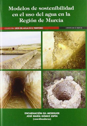 Descargar Libro Modelos de sostenibilidad en el uso del agua en la region de murcia (Serie: Usos de Agua en el Territorio) de Jose María Gomez Espin