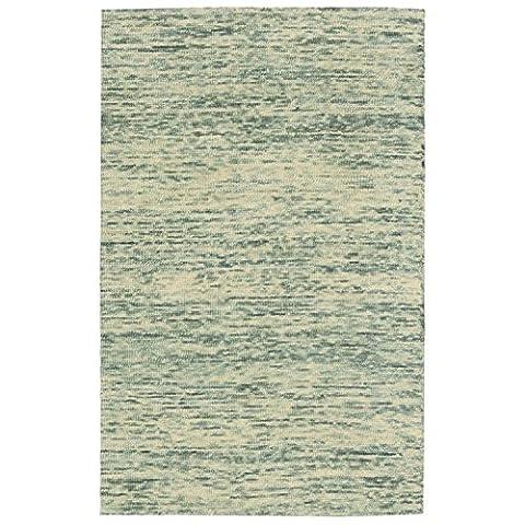 NOURISON 99446232472 - SEAFOAM Handloom Rug, Seafoam, 5 ft x 7 ft 6-Inch