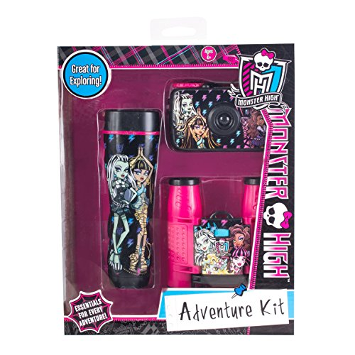 Monster High Adventure Kit (3 Piece) by My Little Pony (Monster High My Little Pony)