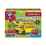 Orchard Toys Little Bus - Puzle (12 piezas), diseño de autobús