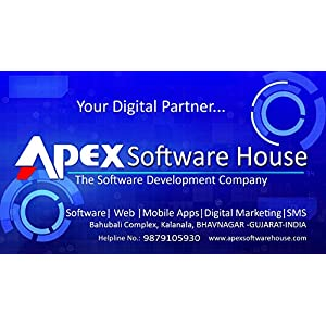 Apex GST Pharma Dealer Software