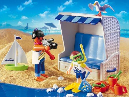 Preisvergleich Produktbild PLAYMOBIL® 3660 - Strandkorb