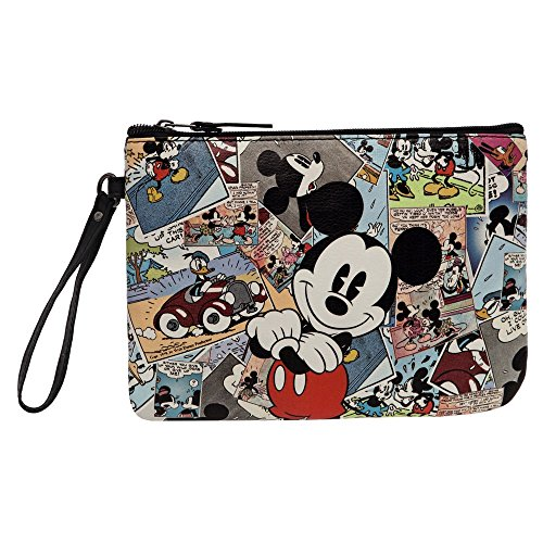 Disney Mickey Comic Vanity, 23 cm, Multicolore