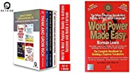 World's Most Popular Books to Achieve Success and Build a Fortune (Set of 4 Books)+Word Power Made Easy(Set of