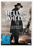 Hell On Wheels - Staffel 1 [3 DVDs]