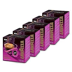 Lavazza A Modo Mio Magia Coffee Capsules (5 Packs of 12)