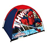 Spiderman Kids 2 Pole Dome Tent with Zip...