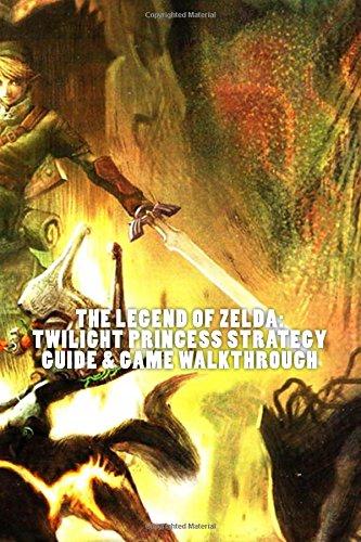 The Legend of Zelda: Twilight Princess Strategy Guide & Game Walkthrough - Cheat (Super Mario Bros Ps4 Spiele)