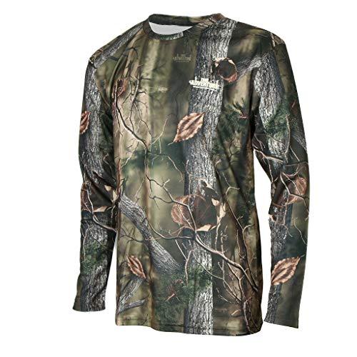 Zoom IMG-2 f fityle camicia camo uomo