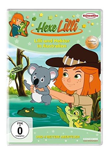 Lilli und Hektor in Australien
