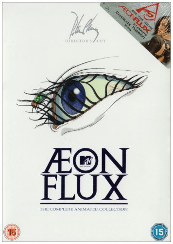 Aeon Flux: The Complete Series [UK Import]