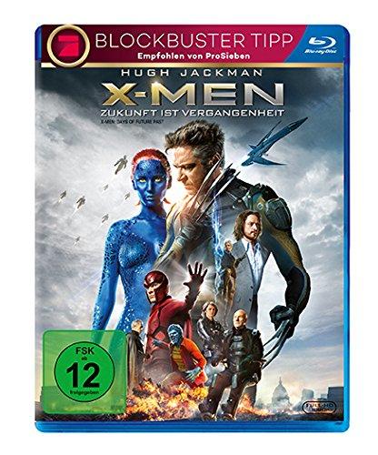 Bild von X-Men - Zukunft ist Vergangenheit [Blu-ray]