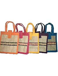 Mnm Small Shopping Bags Set Of 5