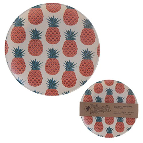 Bambootique-Eco-Friendly-Motif-ananas-plaque