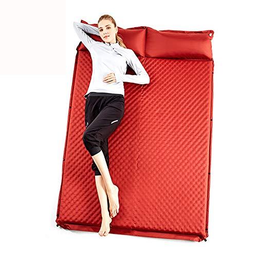 JW-LYCD Automatische Camping-Zelt aufblasbare Matten mit Air-Spielraum-Kissen im Freien wandernden Teppich Baby-Home Park Spielen Matratze, 188X130x5cm