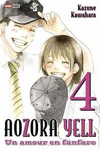 Aozora Yell - Un amour en fanfare Edition simple Tome 4