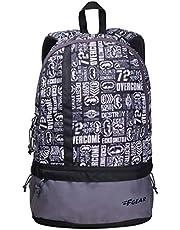 F Gear Burner 20 Liters P8 White Casual Backpack