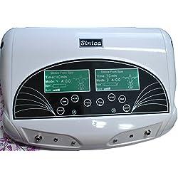 Entgiftungsgerät Elektrolyse-Fußbad Bioenergiser Fuß-Detox ionisches Cleansing für 2 Personen A02