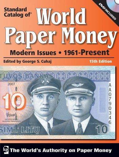 Standard Catalog of World Paper Money Modern Issues (Standard Catalog of World Paper Money: Vol.3: Modern Issues) (Coins 3. Krause World)