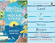 The Incredible History of the Indian Ocean + Land of the Seven Rivers: A Brief History of India's Geograph