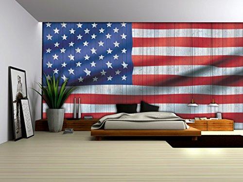 Fototapete Fototapeten Tapete Tapeten Poster Bild USA AMERIKA FAHNE FLAGGE 1108 P8