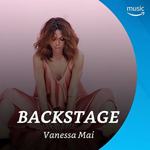 Backstage mit Vanessa Mai