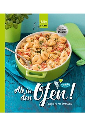 Buchseite und Rezensionen zu 'Ab in den Ofen!: Rezepte für den Thermomix' von Cornelia Sieder
