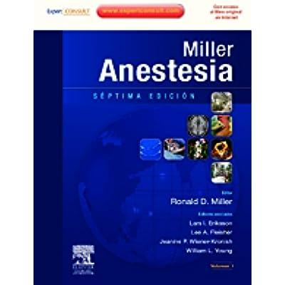 Anestesia pdf miller