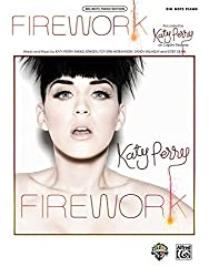 Firework: Big Note Piano, Sheet by Katy Perry (2011-03-01)
