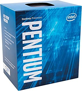 Intel Pentium Dual Core G4560 3.5 GHz CPU - Black (B01MY52GL2) | Amazon Products