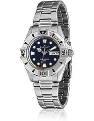 RADIANT 72623 - Reloj de Caballero plata/marino