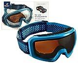 Tchibo TCM Ski-und Snowboardbrille, Anti-Fog-Beschichtung, 100% UV-Schutz