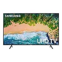 "Samsung 55NU7100 Flat 55"" 4K UHD 7 Series Smart TV"