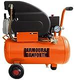 Armour&Danforth TMX2304-012 Compressore, 24 lt