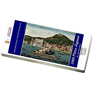 Media Storehouse 1000 Piece Puzzle of Table of the Strozzi. 1472-1473. The port (8278367)
