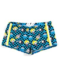 Diana Cooper Boys Swimming Shorts – Blue