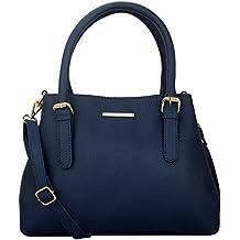 Lapis O Lupo Azzurro Women Handbag (Blue)