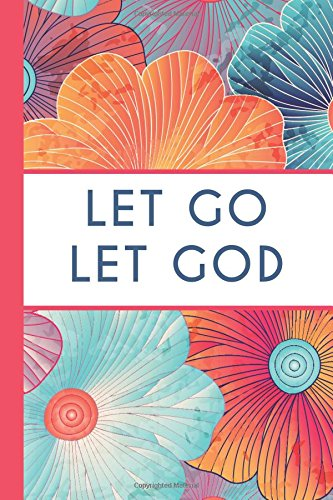 Trim-einbauleuchte (Let Go Let God (6x9 Journal): Lightly Lined, 120 Pages, Perfect for Notes and Journaling)