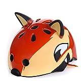 Mingzheng Kinder Fahrzeug Helme (Fuchs, S)