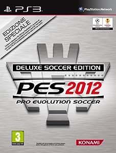 Pro Evolution Soccer 2012 Deluxe Ed.